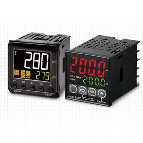 E5CC/E5EC hőmérséklet-szabályzók