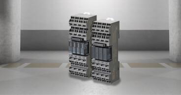 Innováció a vezérlőszekrény-építésben: új érintkező- és szilárdtestrelés modellek Push-In Plus technológiával