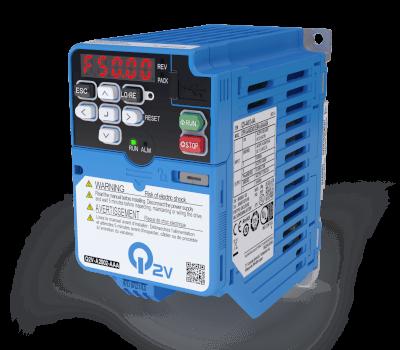 Q2V kompakt frekvenciaváltó – előre a minőség útján